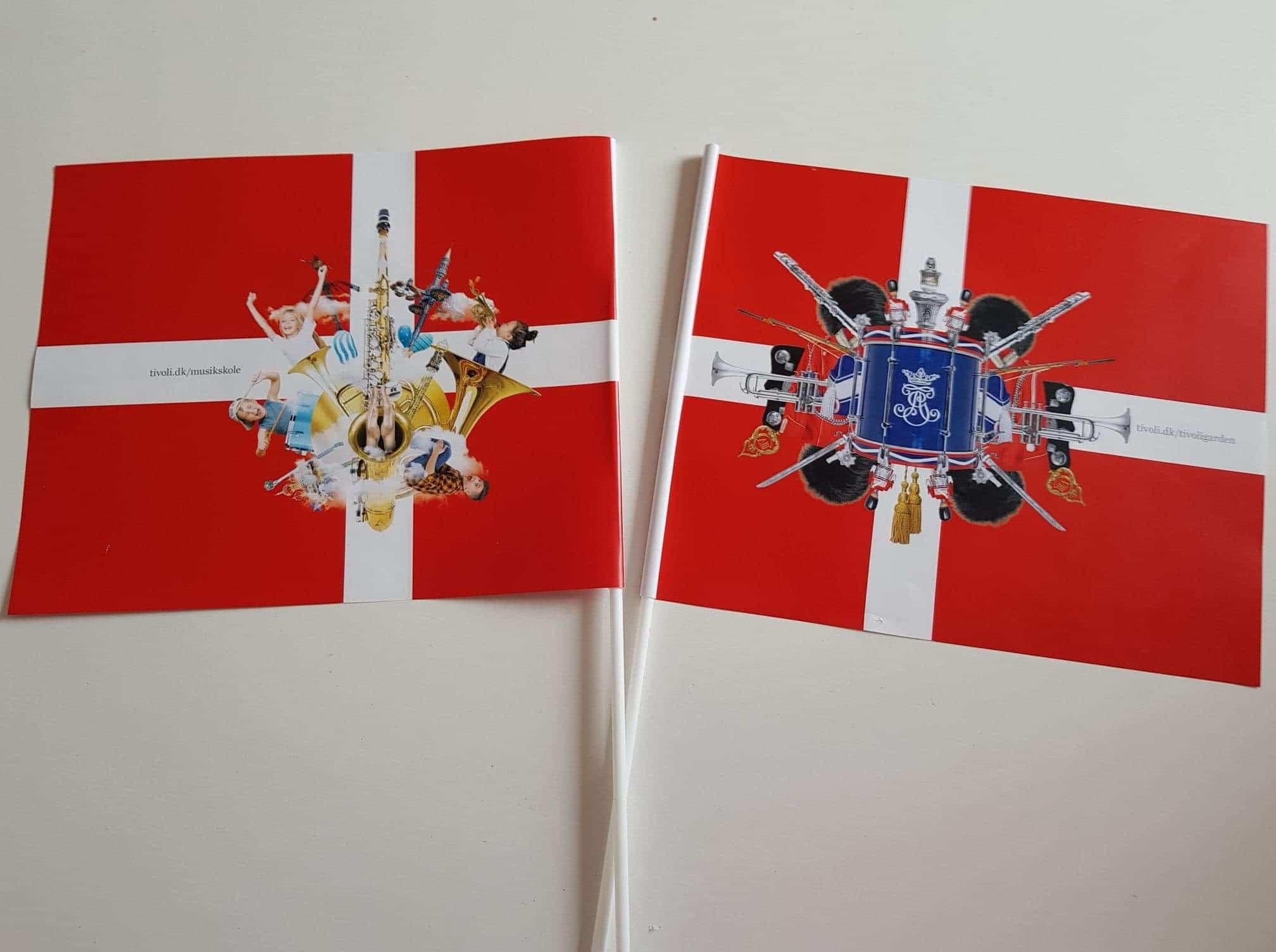 Papirflag Tivoli